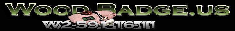 WoodBadge.us Logo